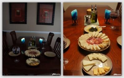 blog surprise dinner