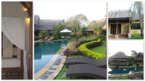 Our home during our 4 day stay in Bali - Rumah Bali (bedandbreakfastbali.com), a Bali Bed and Breakfast and Balinese style private villa accommodation located in Tanjung Benoa, Nusa Dua,Bali, Indonesia.