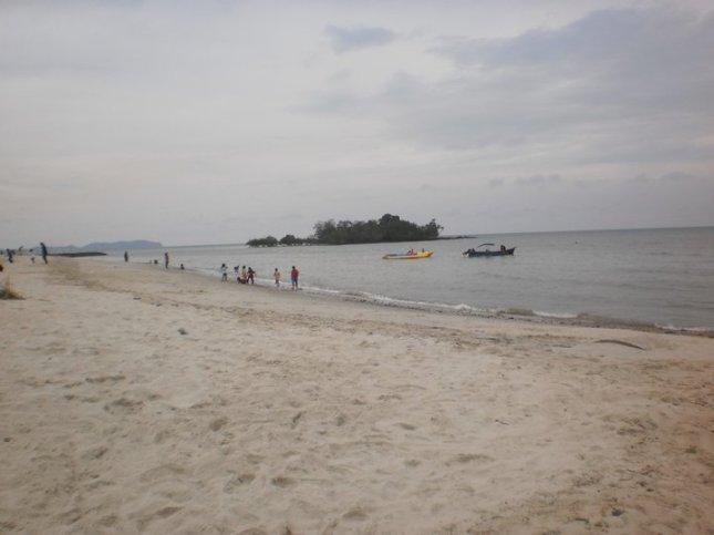Port Dickson in Negeri Sembilan, Malaysia.