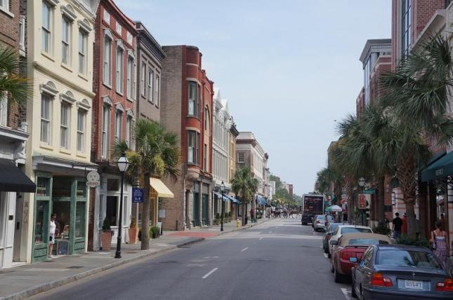 King Street, Charleston, South Carolina