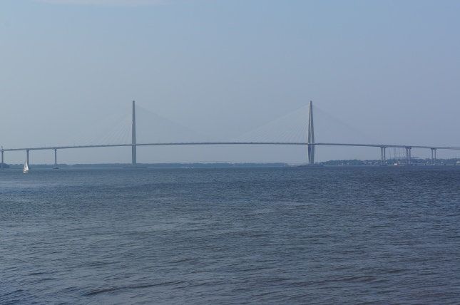 The Cooper Bridge, Charleston, South Carolina