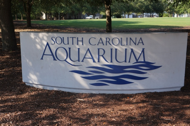 South Carolina Aquarium, Charleston, South Carolina