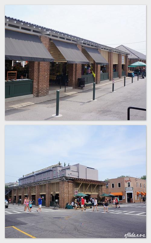 Charleston City Market is one of the oldest in America.