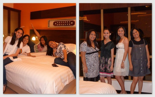 In one of the rooms at Sunway Lagoon and Resort in Petaling Jaya, Malaysia.