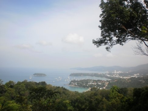 Promtehp Cape viewpoint, Phuket, Thailand