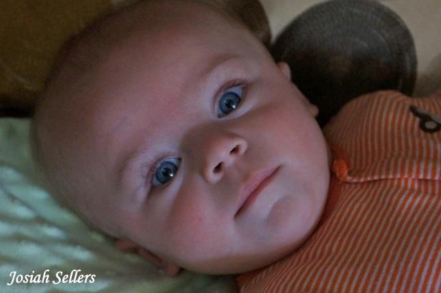 My nephew, Josiah Sellers.