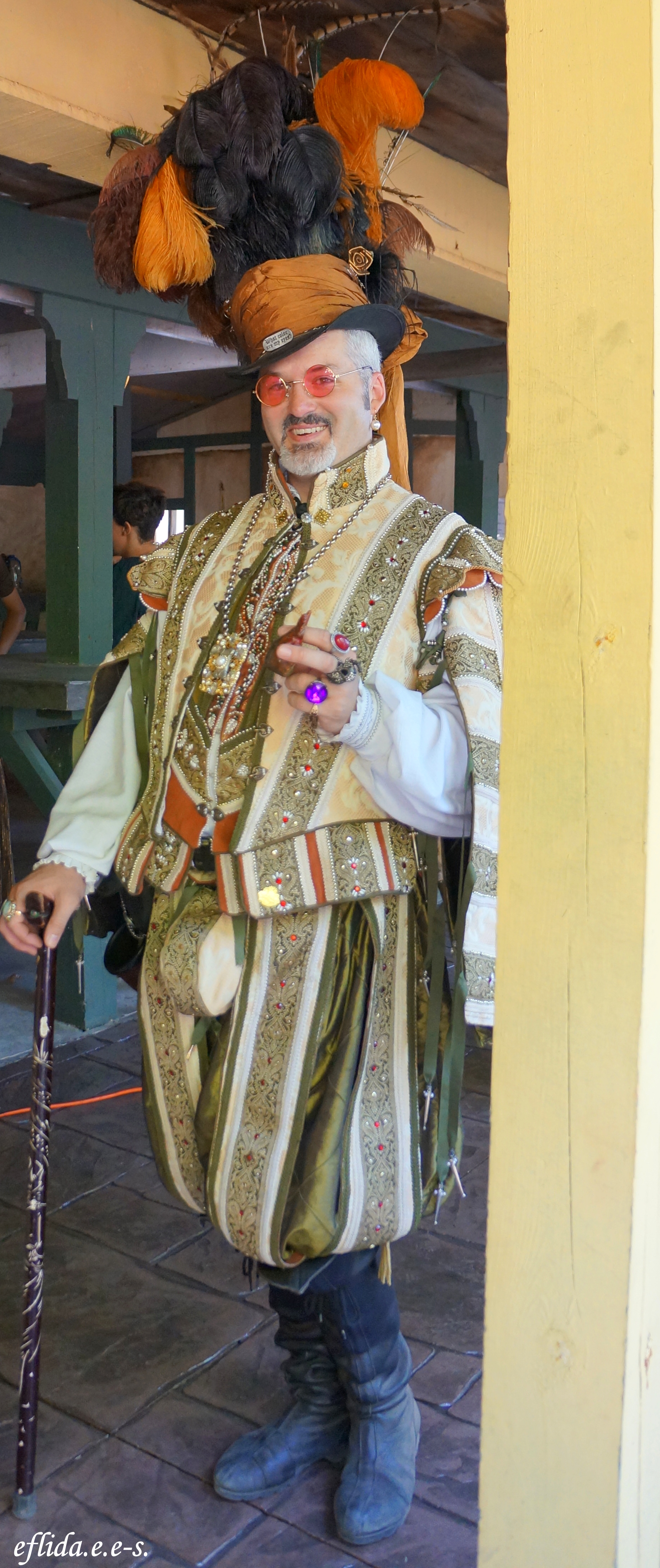 Renaissance Fairs: The Royalties And Who-Are-You's At Michigan Renaissance