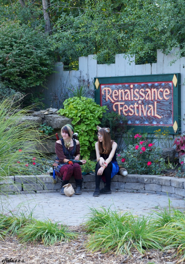 Welcome to Michigan Renaissance Festival 2012.