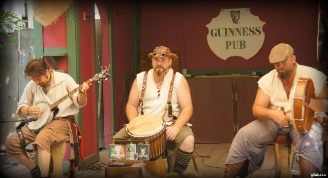 The Bawdy Boys at Michigan Renaissance Faire.