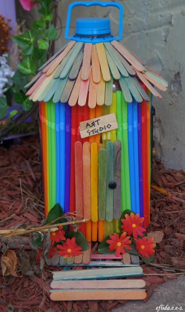 Fairies And Fairy Houses At Michigan Renaissance Faire
