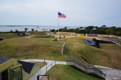 Fort Moultrie, Charleston, South Carolina
