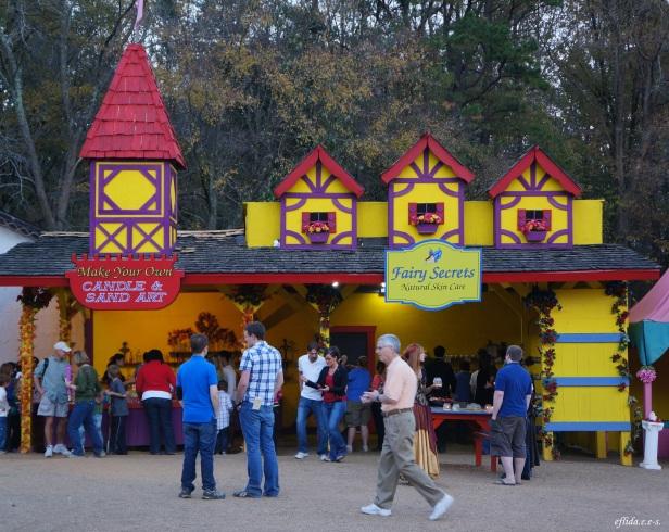 Carolina Renaissance Faire 2012 in Charlotte, North Carolina.