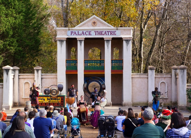 Cu Dubh at Carolina Renaissance Faire 2012 at Charlotte, North Carolina.
