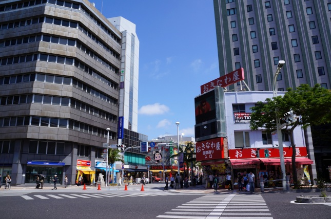 Naha, a bustling city in the south of Okinawa, is the capital and largest city of Okinawa Prefecture, Japan