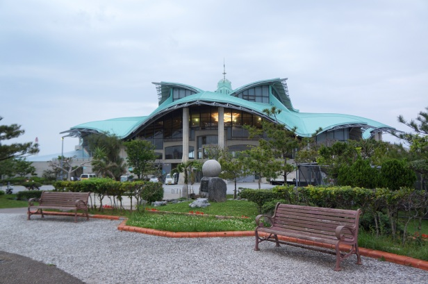 Okinawa Convention Center which opened in 1987 has a capacity of 5,000.
