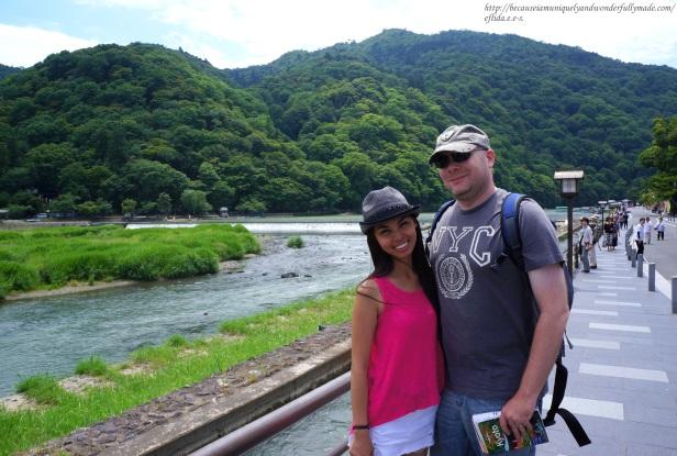 Hozu River ( 保津川, Hozugawa ) – Kyoto, Japan