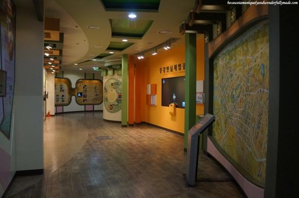Suwon Hwaseong Museum (수원화성박물관) 궁 – Suwon 수원, South Korea