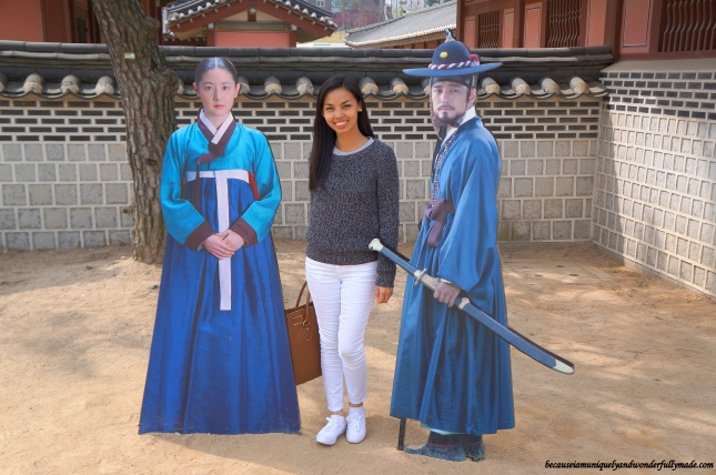 "Several scenes from the Korean TV series Daejanggeum or the ""jewel in the Palace"" 대장금 was filmed at Hwaeseong Haenggung Palace 화성행궁 – Suwon 수원, South Korea"