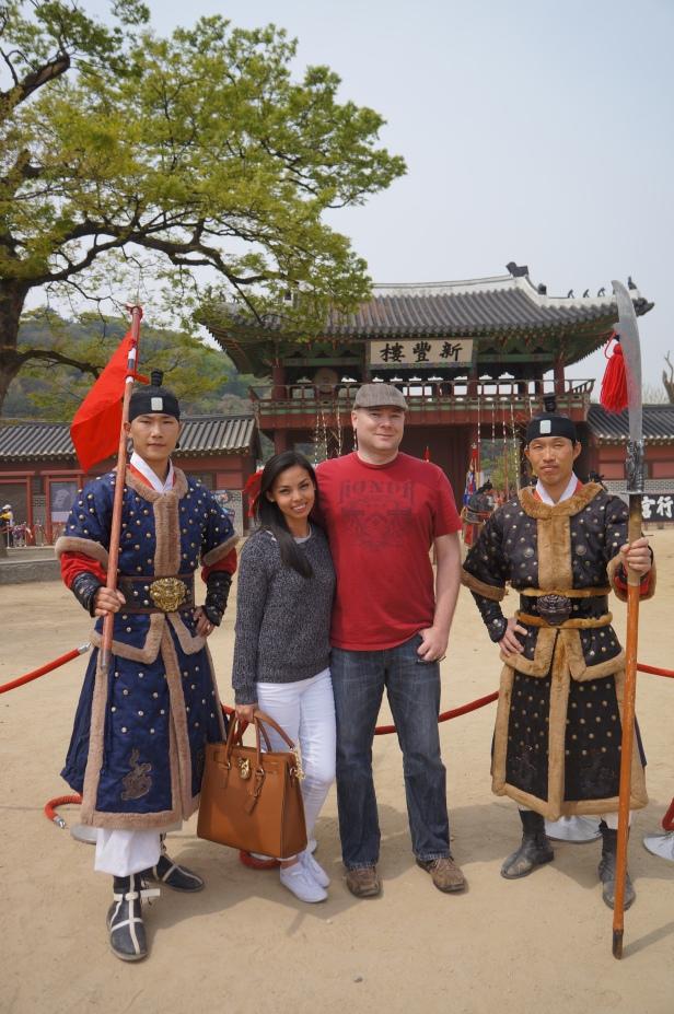 Hwaeseong Haenggung Palace 화성행궁 – Suwon 수원, South Korea