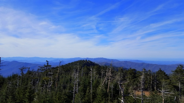 The Great Smoky Mountains National Park is one of the most visited US National Park and is one of the World Heritage Sites, half a million acre in size sprawling across two states, Tennessee and North Carolina.