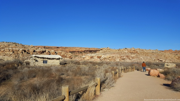 On our way out of the Delicate Arch, we decided to see the Wolfe Ranch. Also known as Turnbow Cabin, Wolfe Ranch is a single room cabin settled in the late 1800's by John Wesley Wolfe and his son, Fred.