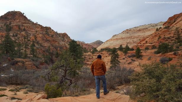 Last hurrah at Zion National Park in Utah, USA.