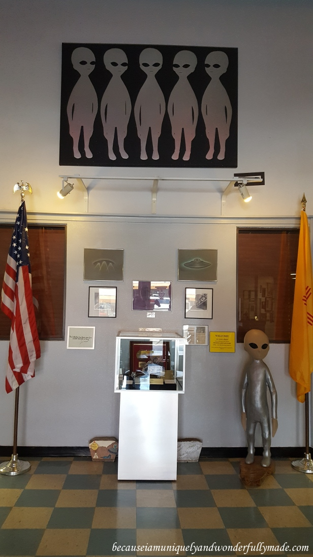 Welcome to International UFO Museum and Research Center in Roswell, New Mexico!
