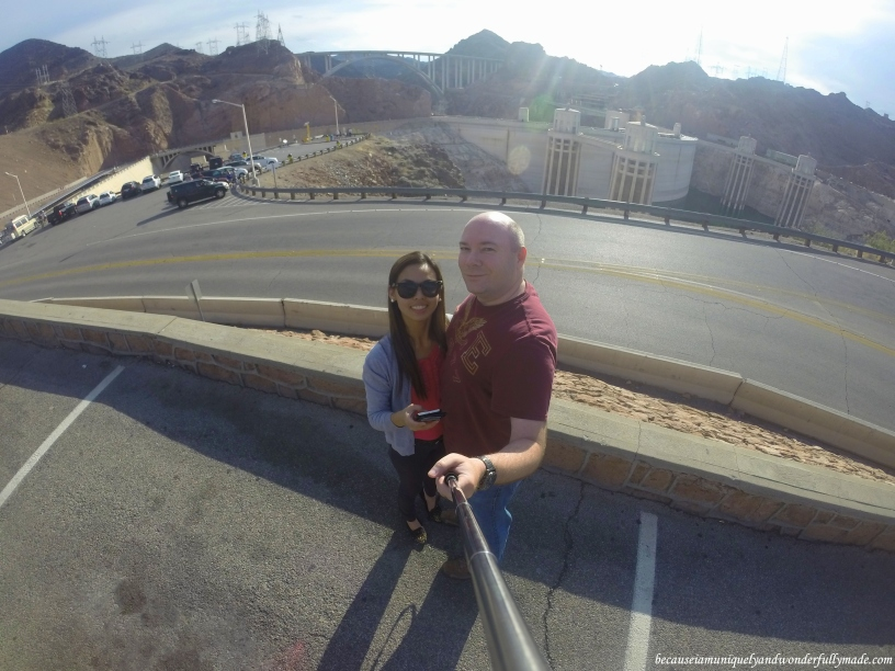 A quick stop at Hover Dam in Nevada.