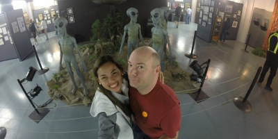 International UFO Museum and Research Center in Roswell, New Mexico.