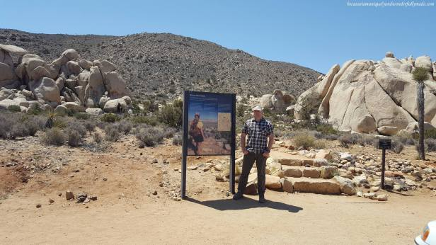 Ryan Mountain Trail leads to the second tallest peak in Joshua Tree National Park.